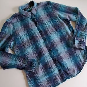 Lee button down size large